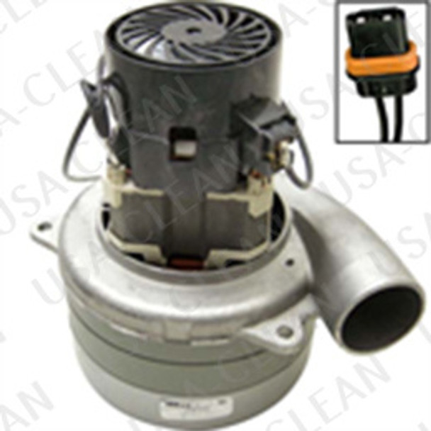 24V 3 stage vacuum motor tangential with Delphi plug 991-1210-D