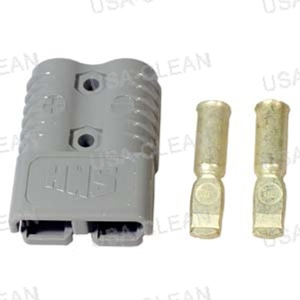 175amp charger plug with pins (gray) SB175 991-2112