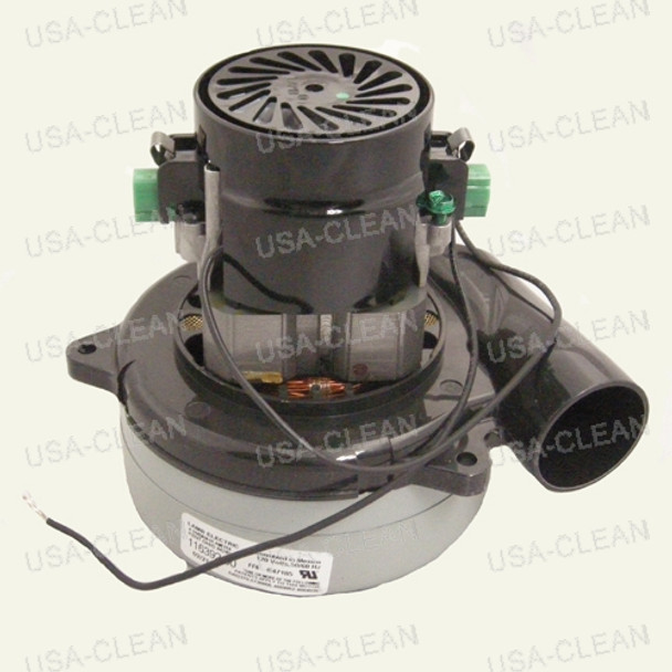 120V 2 stage vacuum motor dual ball tangential 991-1240