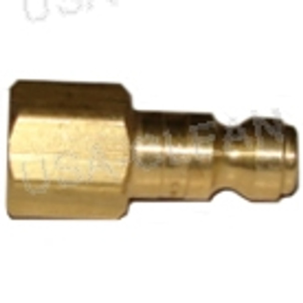 "B3C, 1/4"" fpt, male nipple, mate to QD50 or QD55 991-8145"