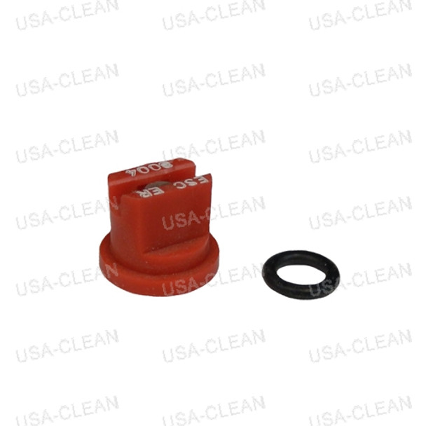 1/4 inch stainless/plastic tee jet 8004 991-8083