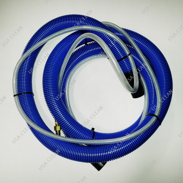10ft 100psi vac/sol hose assembly w/1/4 female & 1/4 male 991-8142