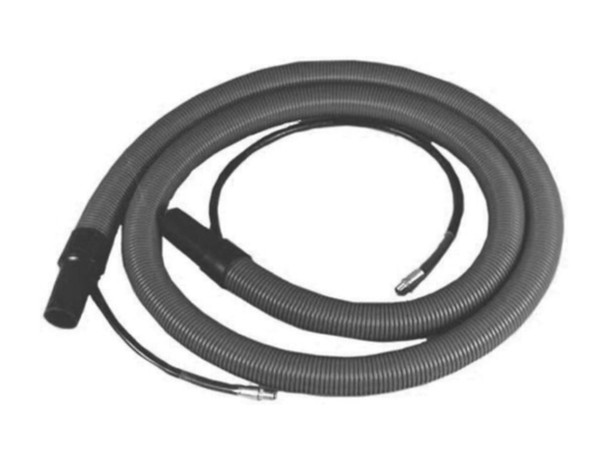 10ft hide-a-hose vac/sol hose assembly w/1/4 male fittings 991-8132