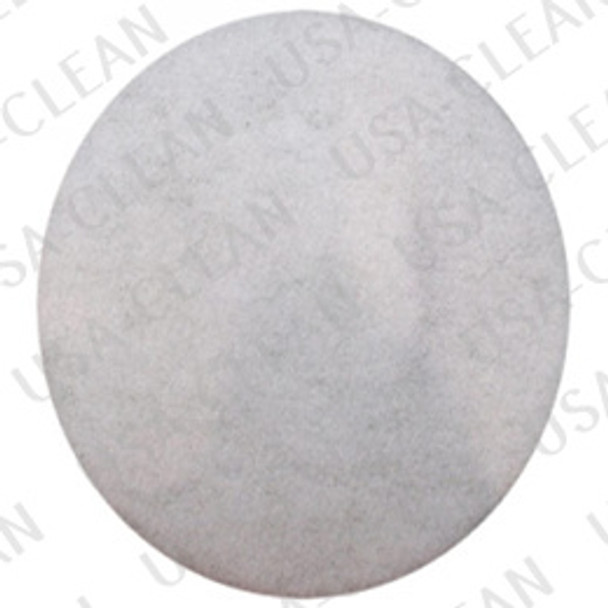 19 inch sand screen driver pad (pkg of 2) 255-1923