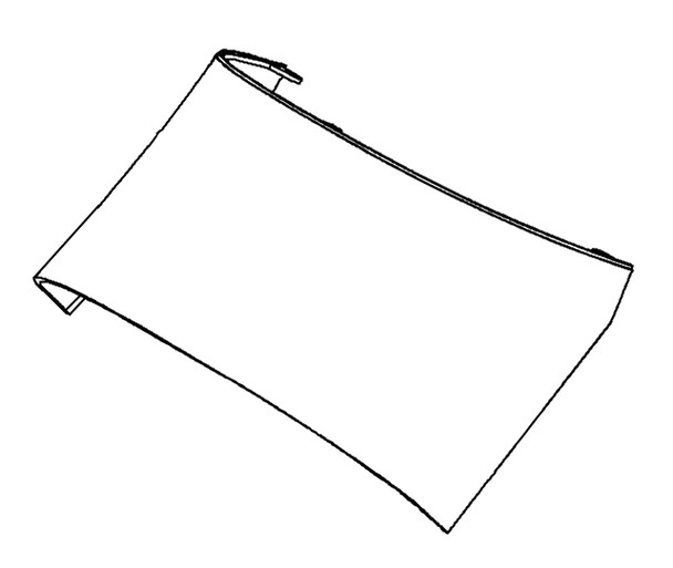 Handle cover 275-5439