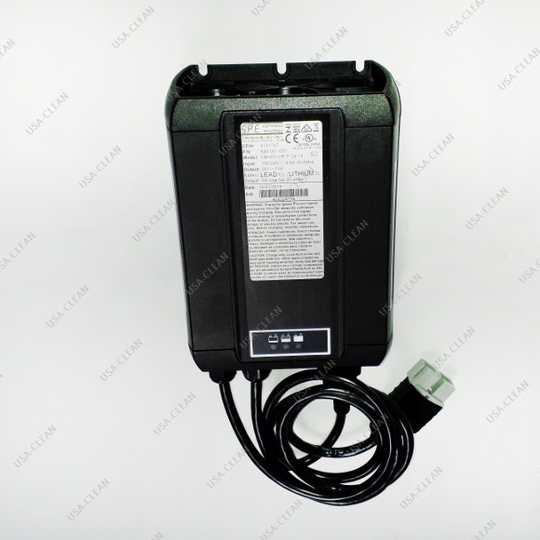 24V 13Ah onboard battery charger 292-8595