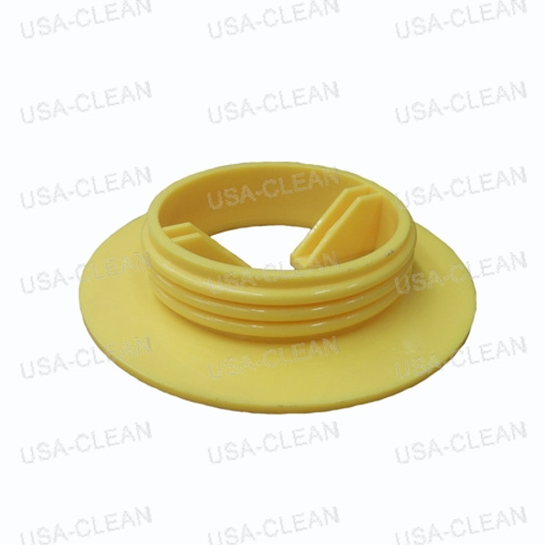 Center lock pad holding cup (male) (yellow) 991-2211