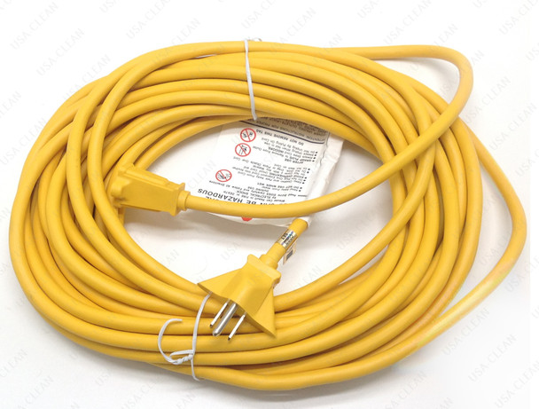 16/3 extension cord 50 foot (yellow) 275-6241