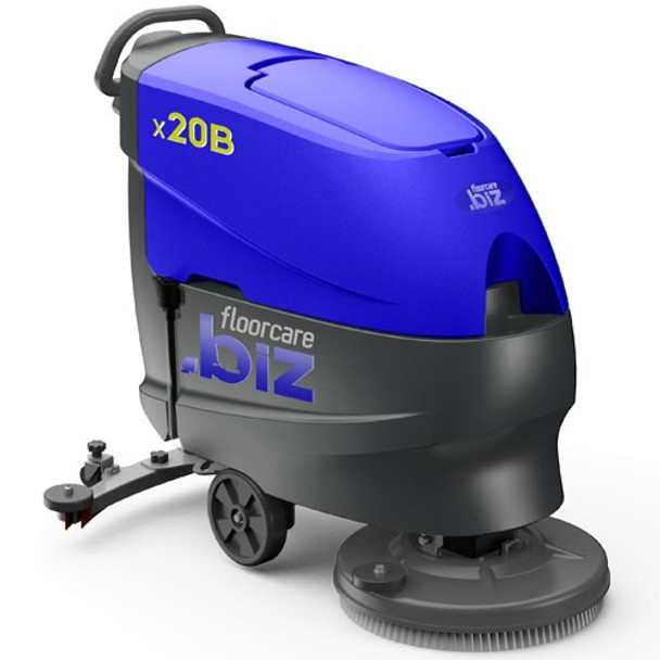 20 inch Floorcare.Biz X20B - One week rental