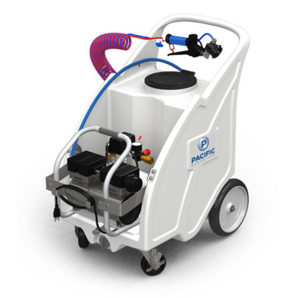 AM-15 air assisted 15-gallon misting machine