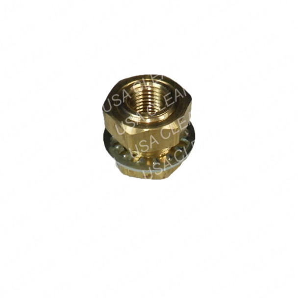 Brass strainer fitting 175-4814