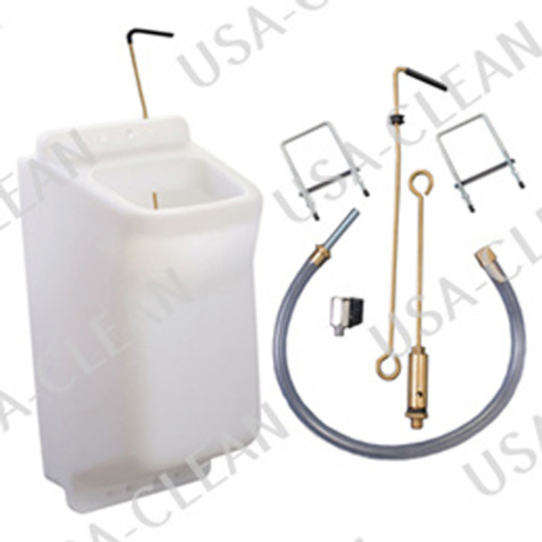 4 gallon solution tank kit for square handle side x sides 209-0014