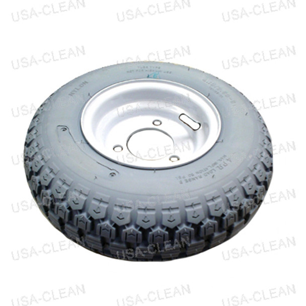 Pneumatic tire and rim assembly 175-9062