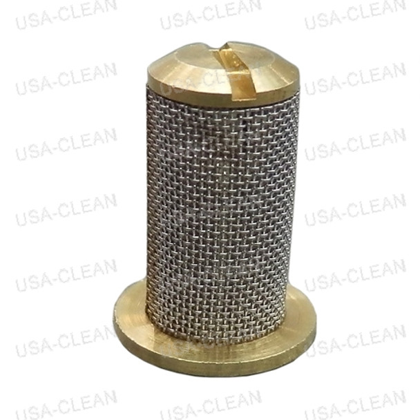 Strainer with check valve 206-1080