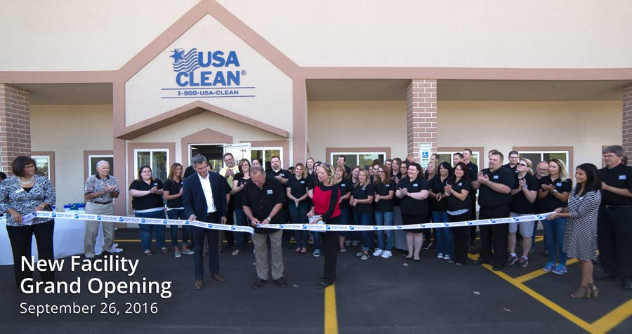 Grand opening of headquarters on N. 22nd St. in Decatur, IL