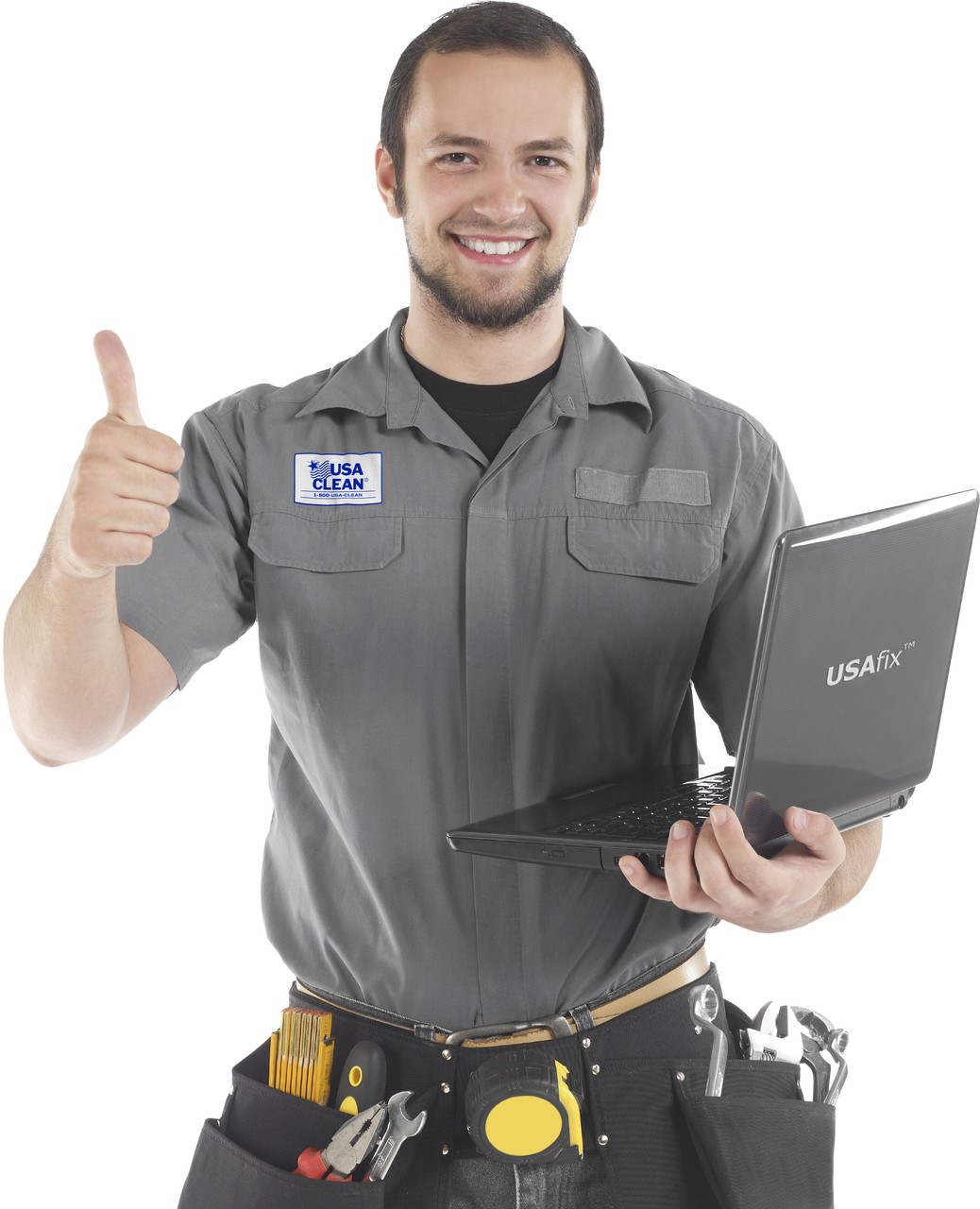 USAC technician