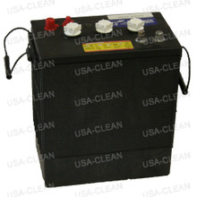6V 305Ah wet battery (SNSR) 162-0005