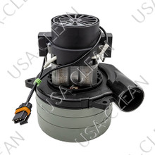 36V 3 stage vacuum motor tangential with Delphi plug 991-1202-D