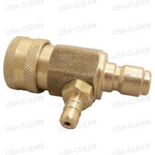 Quick connect injector 225-0229