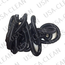 33 foot vacuum hose with cuffs 991-7122