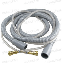 Solution and vacuum hose assembly 181-1102