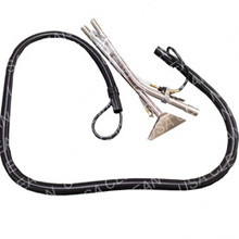 Metal floor tool assembly with hose 991-8224