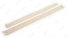 Squeegee blade kit 26 and 28 inch gum rubber (pkg of 2) 272-2354