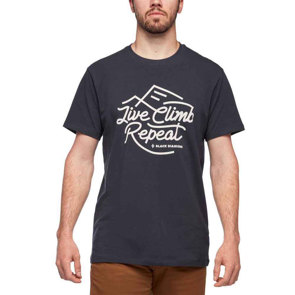 Live Climb Repeat Tee - Men's