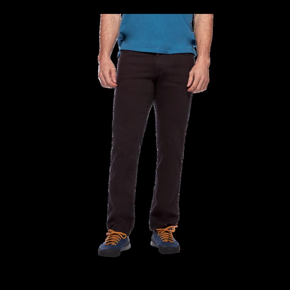 Stretch Font Pants - Men's