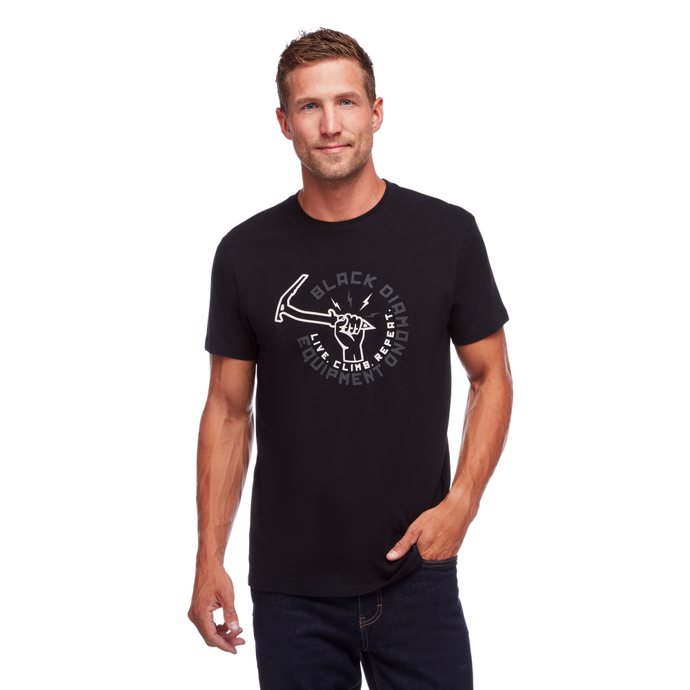 Hammered Tee - Men's