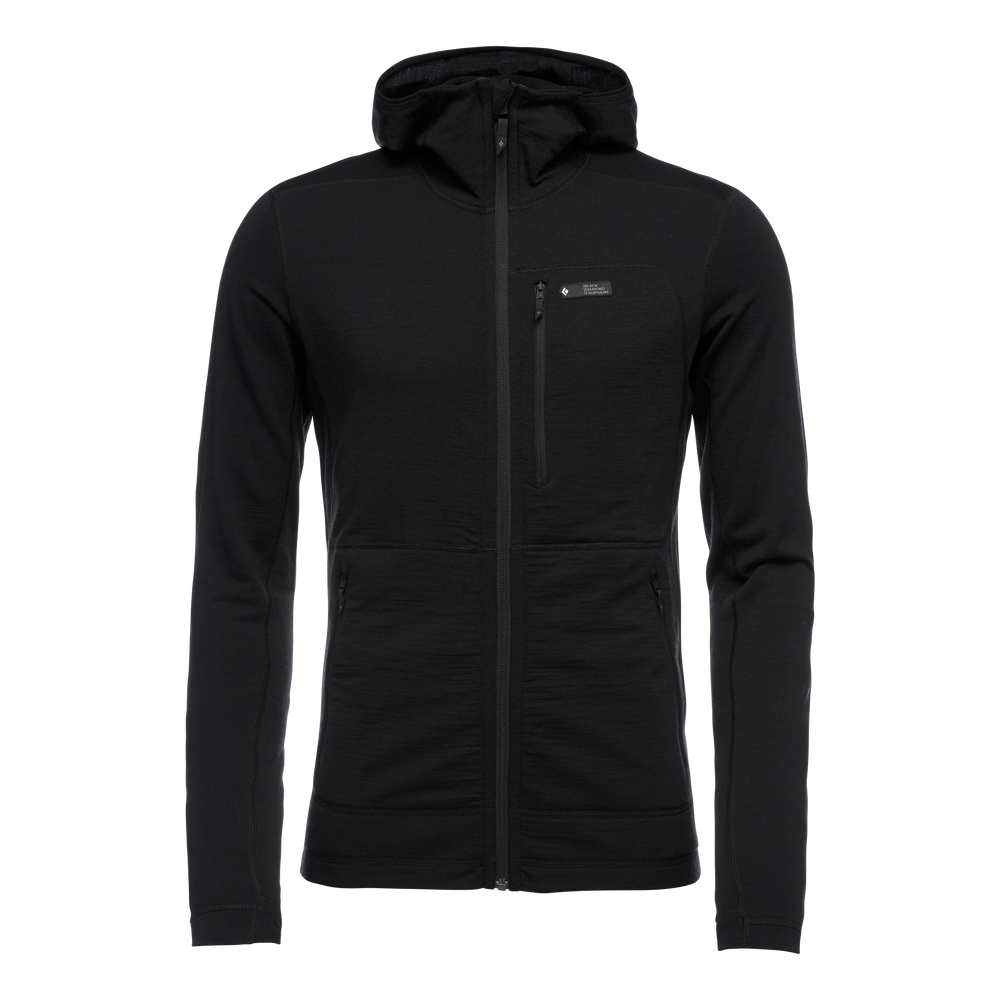 Solution Merino Hoody - Men's