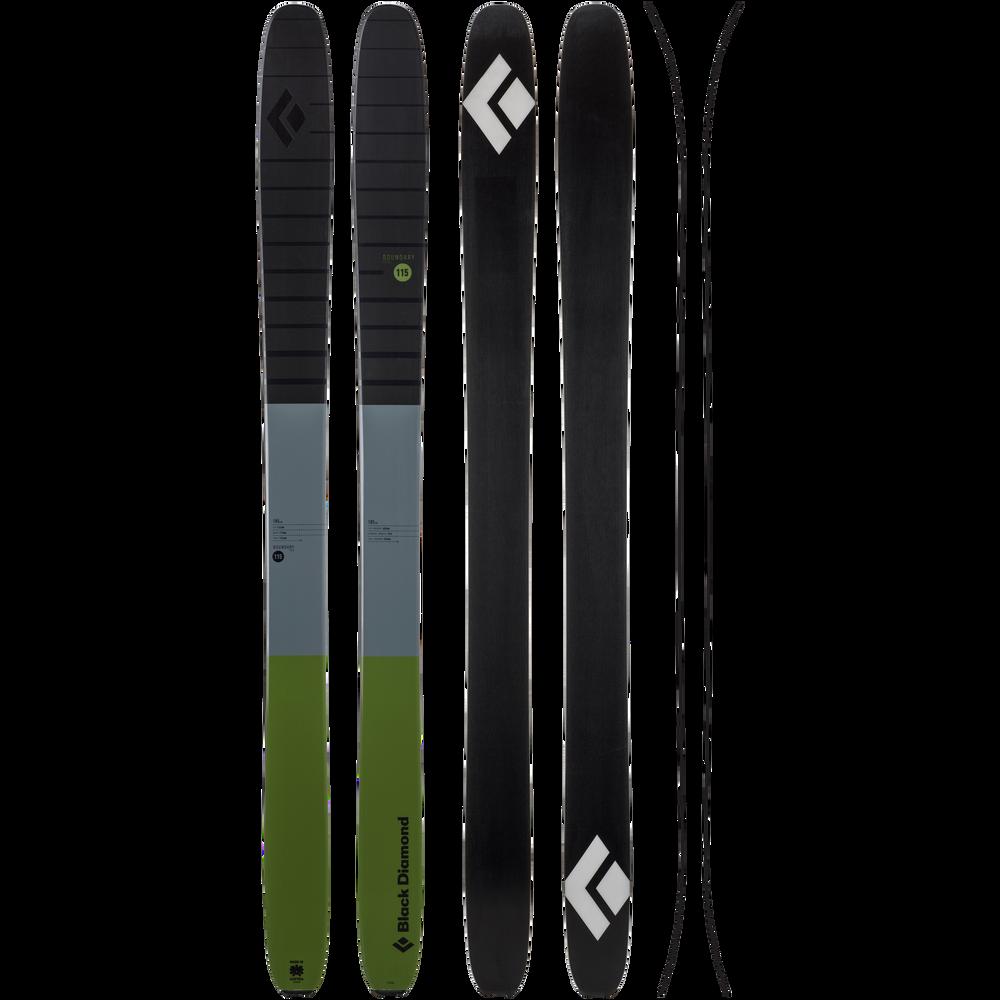 Boundary Pro 115 Ski