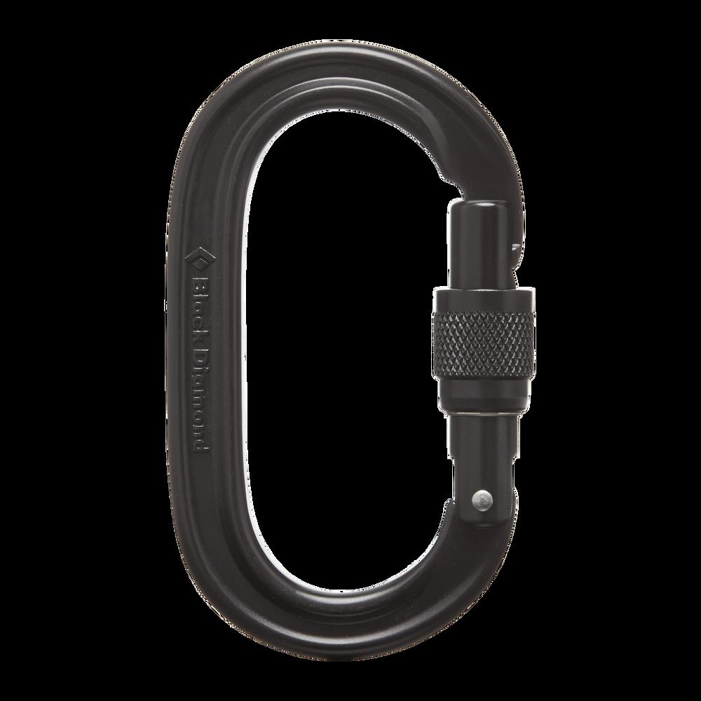 Oval Keylock Screwgate