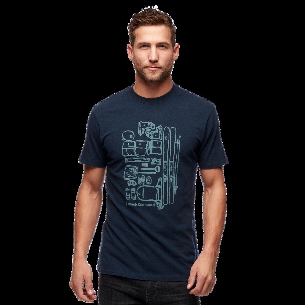 Ski Gear T-Shirt - Men's