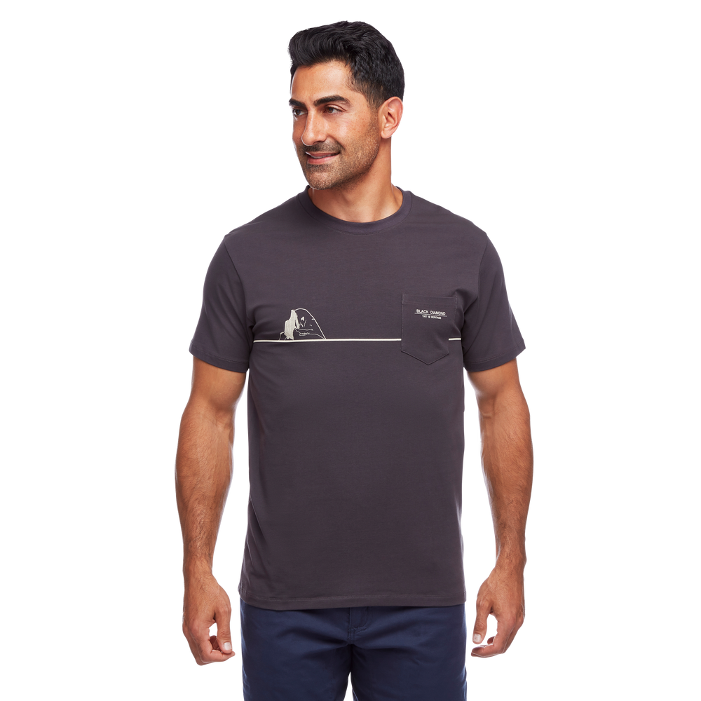 Half Dome Pocket Tee - Men's