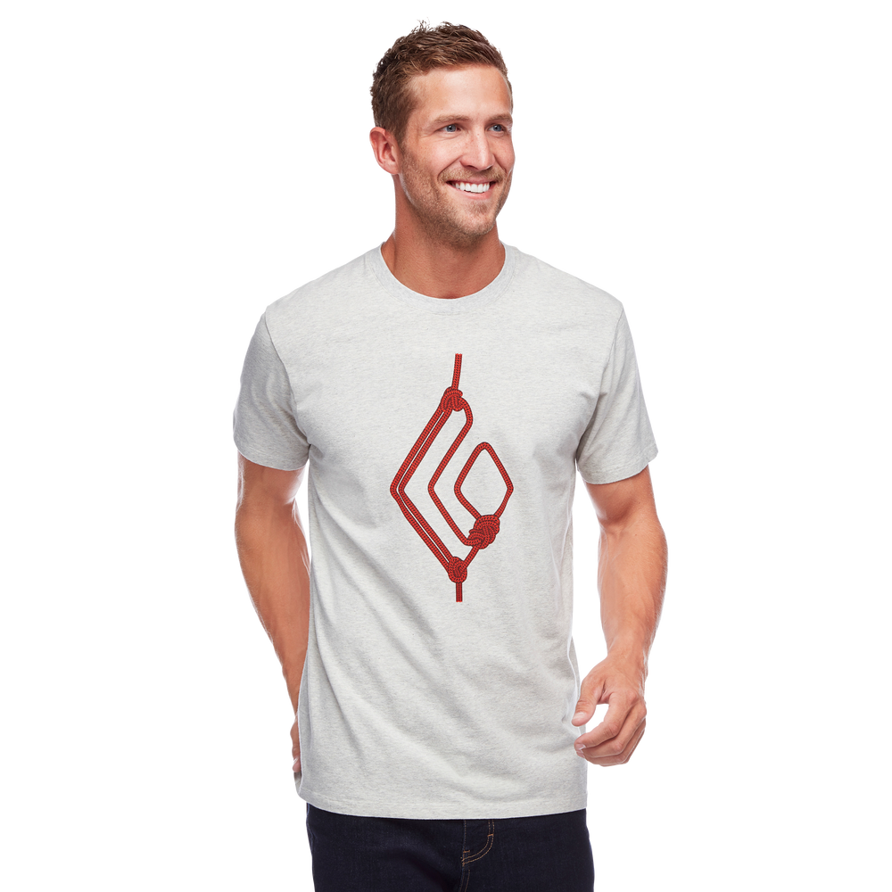 Rope Diamond Tee - Men's