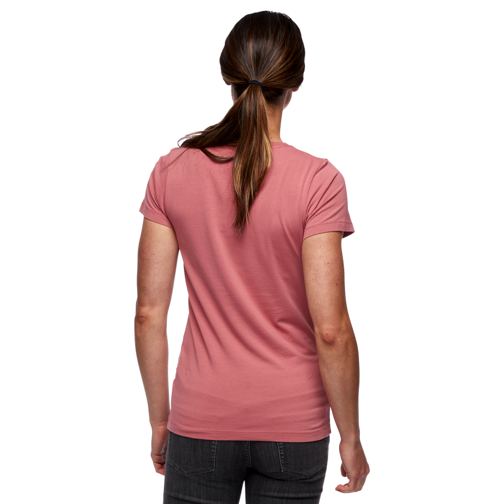 Mountain Transparency Tee - Women's