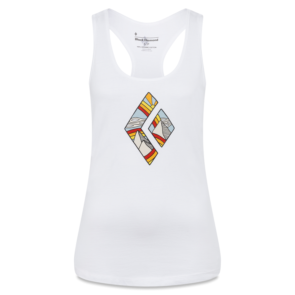 Rainbow Diamond Tank - Women's