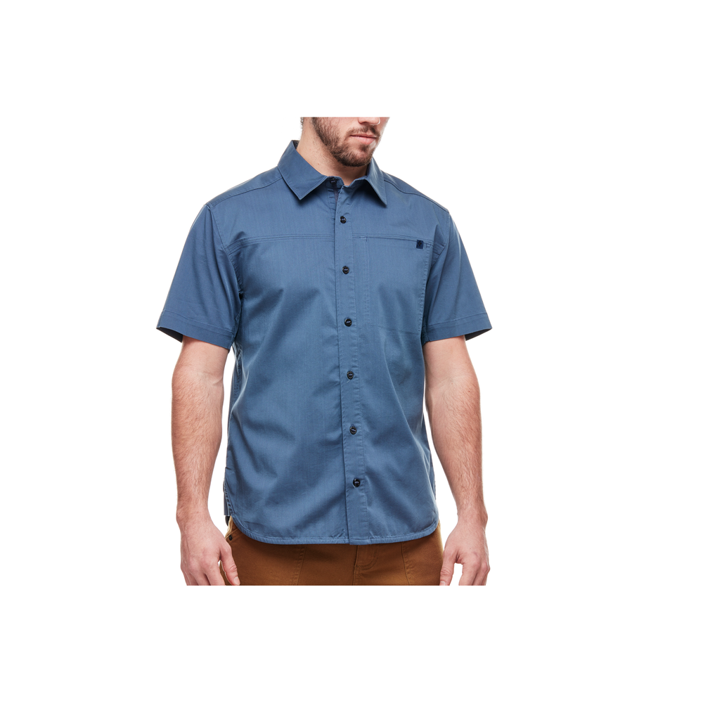 SS Stretch Operator Shirt - Men's