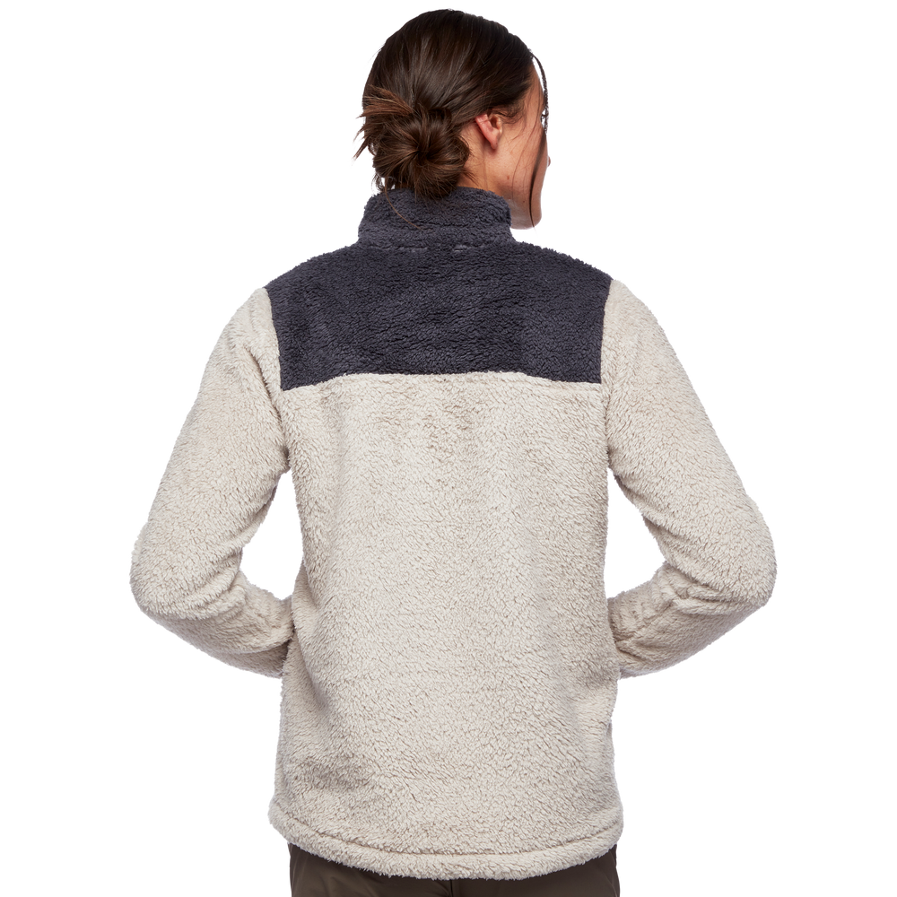 Roadie Quarter Zip Fleece - Women's