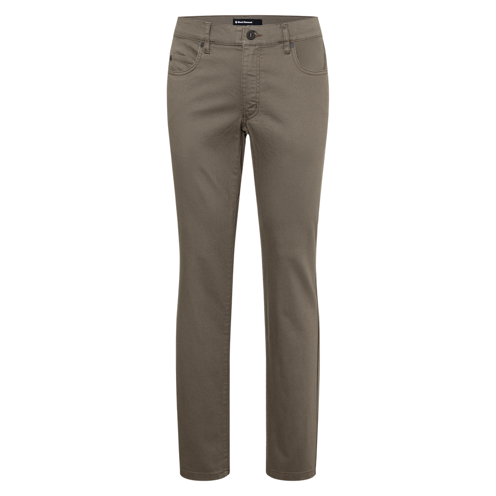 Stretch Font Pants - Men's