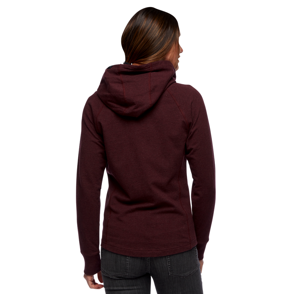 Basis Full Zip Hoody - Women's