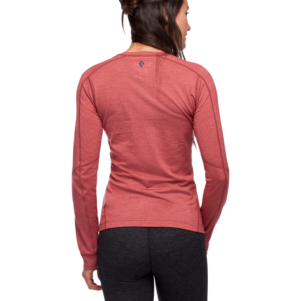 Solution 150 Merino Base Crew - Women's