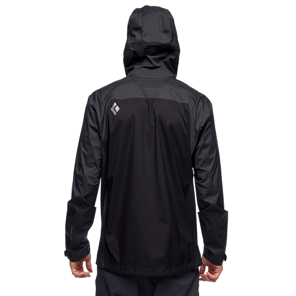 Stormline Stretch Rain Shell - Men's