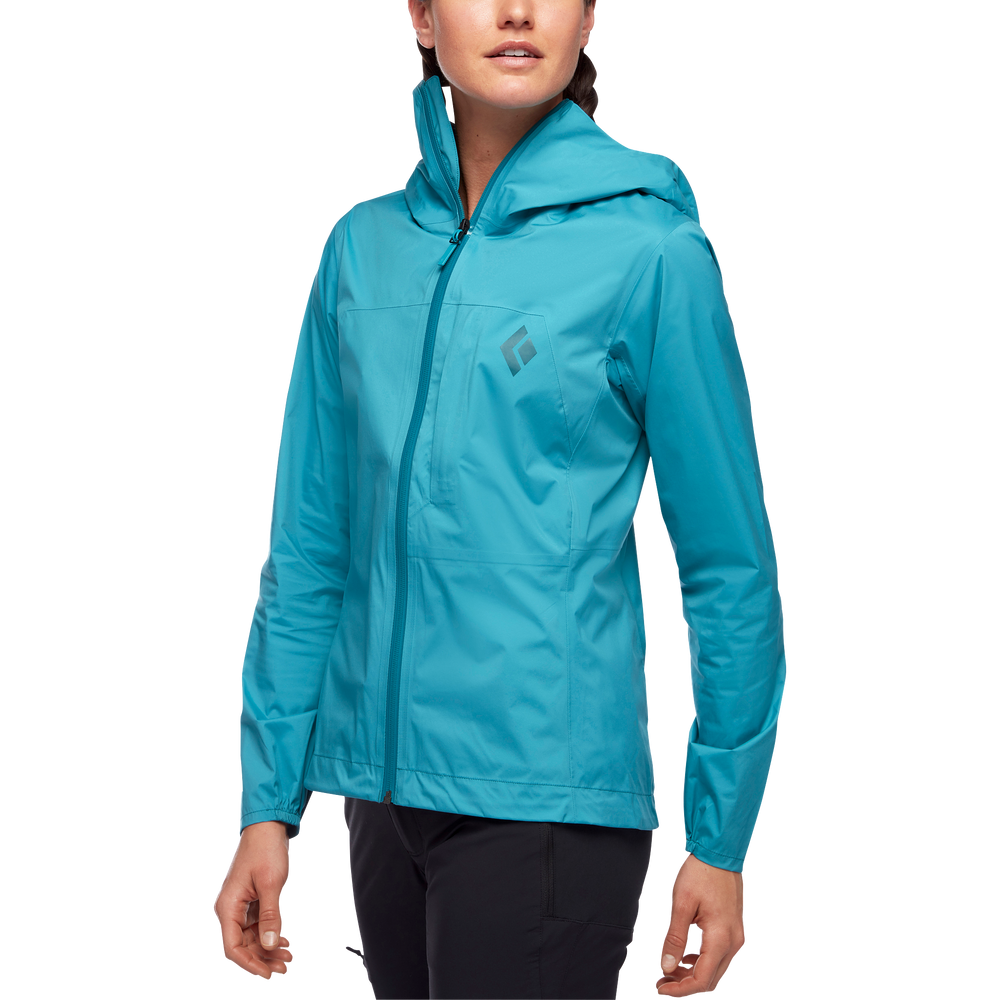 Fineline Stretch Rainshell - Women's