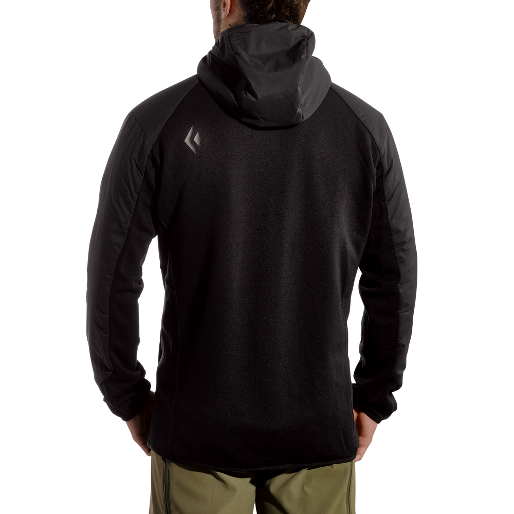 First Light Hybrid Hoody
