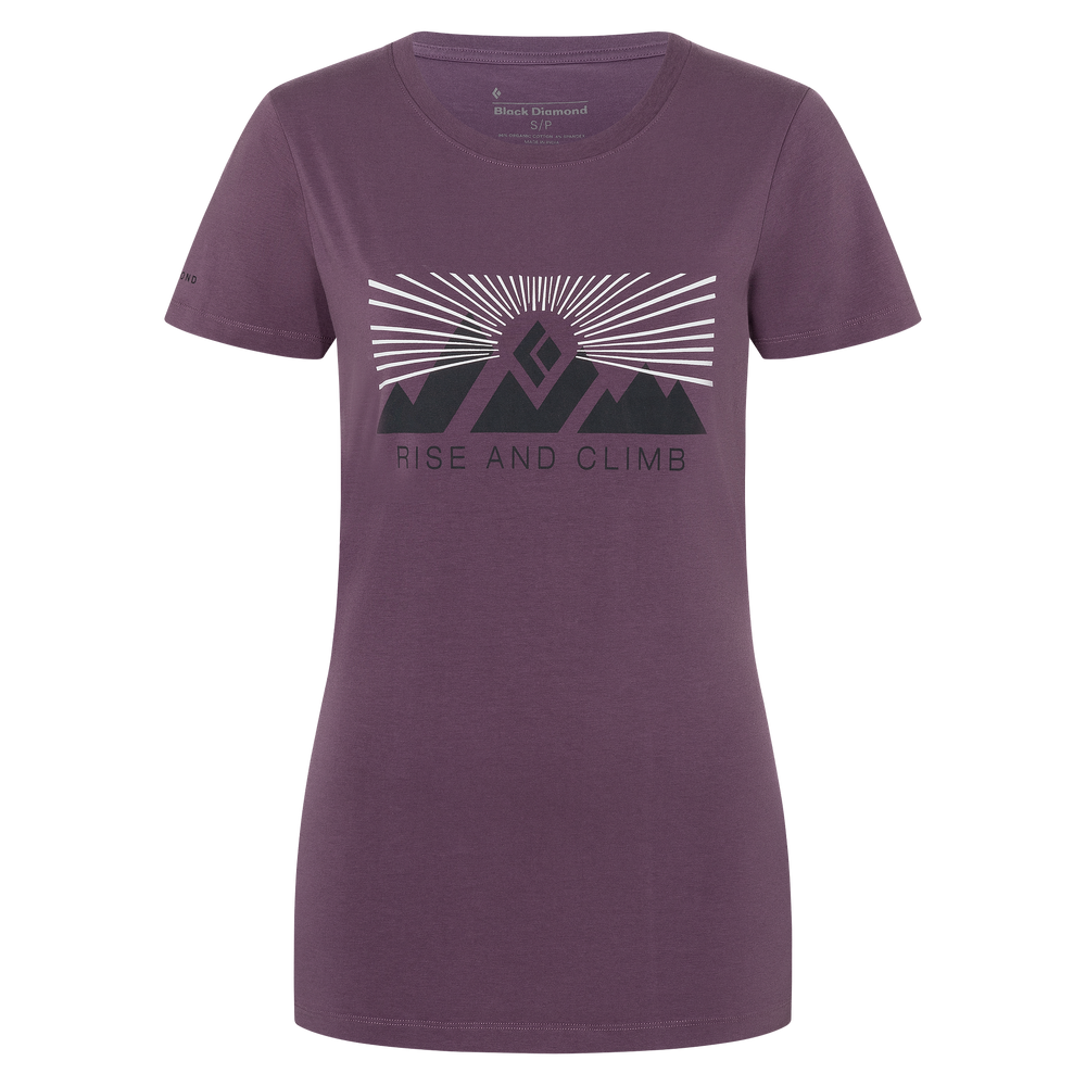 Rise and Climb Tee - Women's