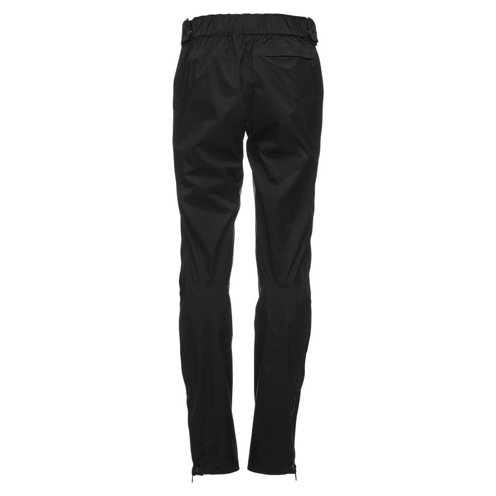 Stormline Stretch Full Zip Rain Pants - Women's
