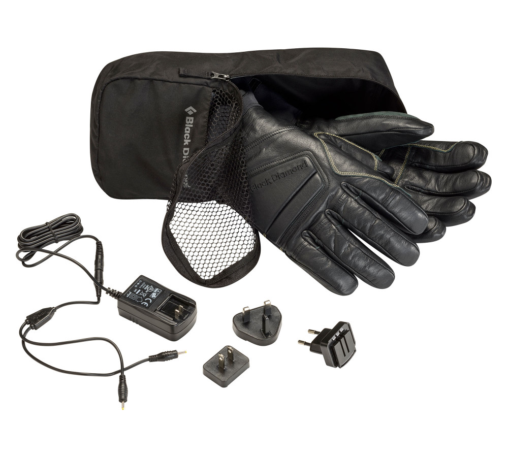 SOLANO HEATED GLOVES WALL CHARGER KIT