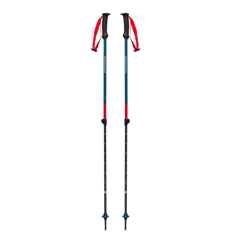 First Strike Trekking Poles - Kid's